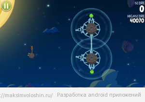 Angry birds space spacetits