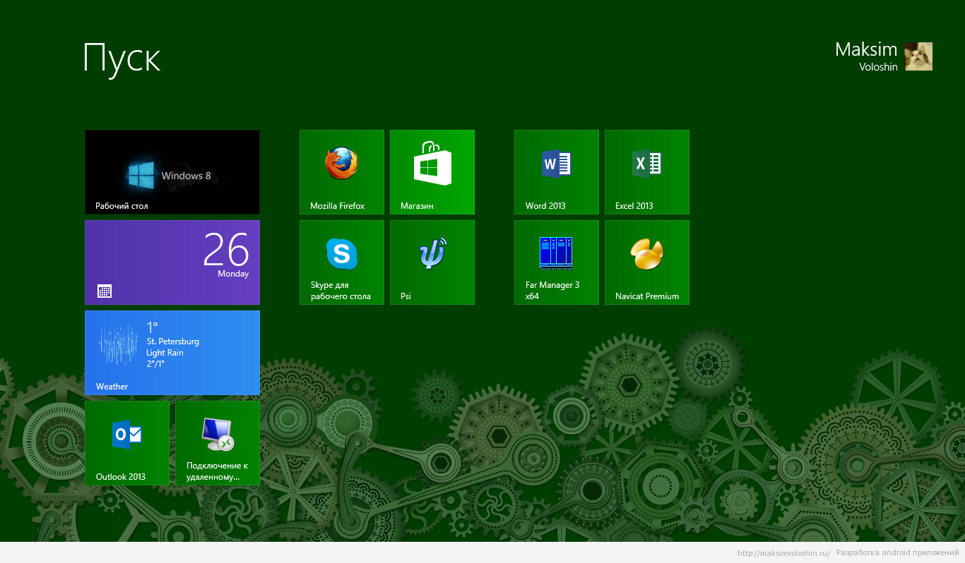 Windows 8 отзывы